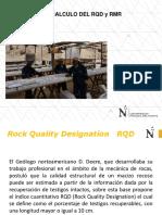 6. CALCULO RQD y RMR