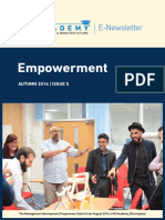 IRAcademy Empowerment Issue 05