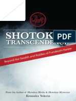 Shotokan Transcendence – Beyond the Stealth and Riddles of Funakoshi Karate_nodrm