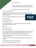 (1) - Inter-relações Metabólicas - DM.lipoproteínas