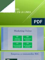Dominios Del Marketing en La Línea