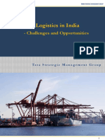 TSMG-Chemical Logistics in India