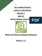 ADA #3 B2 SERGIO