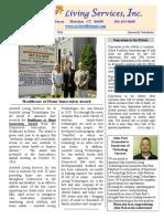 2016 3rd Qtr Newsletter