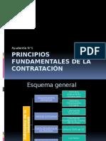 1.Principios Fundamentales de La Contratación Ppt