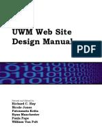 Manual of Web Design - 2016.pdf
