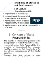State Responsibility to Protect Environment.pptx