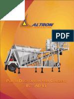 CatálogoAltronAD-45M3