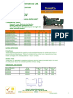 Volvo Data Sheet Pcs460-630v