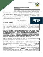 3. Modelo de Contrato Obra Estatal 4