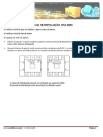 Manual Instalacao QTA GMG 20KVA 220V