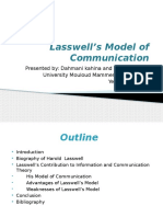 Lasswell's Model of Communication.pptx