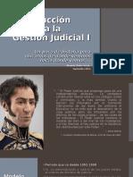 inroduccion a la gestion judicial
