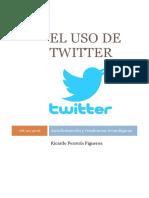 RFF El Uso de Twitter