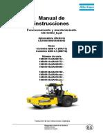 Manual de Instrucciones Apisonadora Vibratoria Ca2500