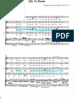 Te Deum Mozart