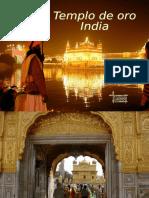 Templo Oro India.so