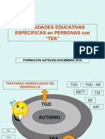 Formacion Astrade Necesidades Educativas