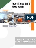2. Historia y Filosofia Lean