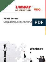 Introduction of Revit Server
