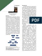 Edie Articulo de La Disfuncionalidad a La Ingenieria Educativa