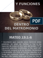 Matrimonios Trujillo