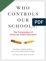Who Controls Our Schools PDF eBook 1 1