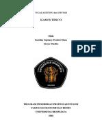 Kasus Tesco-tugas Audit
