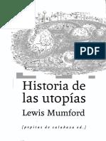 Historia de Las Utopias