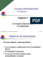 ESTADISTICA CAP04 Probabilidad