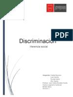 Discriminacion Una Mirada Hacia El Futuro 3.5