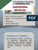 Carpinteria Metalica Exposicion