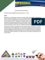 Boletin N°12 - Envio Facilito Agente de Retencion