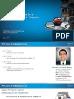 PTC Creo3 CER Webcast 1 HS