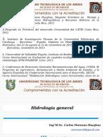 Hidrología 2016 - Ing. Civil