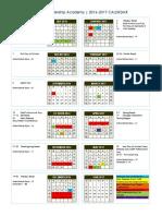 calendar 2016-17