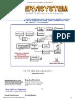 Servisystem - Diagrama en Bloques de Un Televisor Moderno