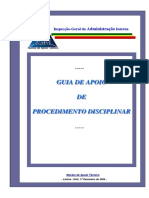 (2004!12!17) IGAI - Guia Apoio Procedimento Disciplinar