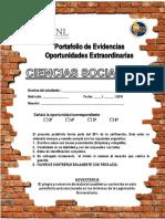 Portafolio de Evidencias Oportunidades Extraordinarias C Soc 1