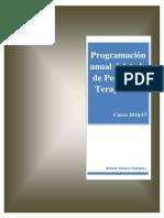 Programacion Pt Ies Ruiz Gijon 16-17