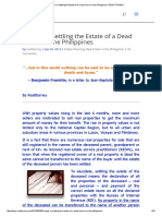 6 Steps in Settling the Estate of a Dead Person in the Philippines _ REALTTORNEY
