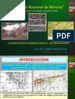 Clasificación geomecánica y su aplicación.pdf