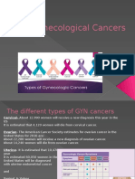 Gynecological Cancer