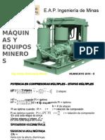 Máquinas y Equipos Mineros 4ta Clase