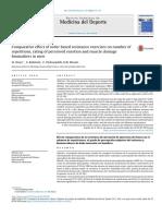 Revista Andaluza de Medicina Del Deporte