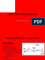 Lab View Intro