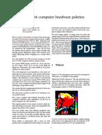 List of 8-Bit Computer Hardware Palettes