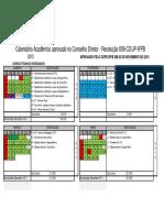 Calendario 2015 -ETIM Pos Greve - Sabados Alternados- Apos Reuniao Do Conselho Diretor