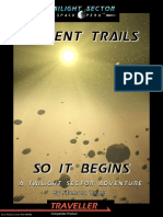 Ancient Trails - So It Begins
