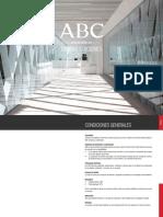 ABC Tarifas 2015